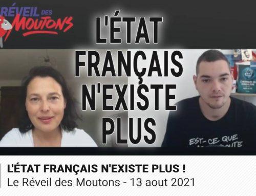 L'ÉTAT FRANÇAIS N'EXISTE PLUS  – (Transcription en Français + Traduction en Anglais)